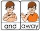 ASL Dolch Words Set (Pre-Primer)