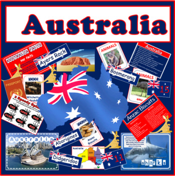 AUSTRALIA -CULTURE AND DIVERSITY RESOURCES -DISPLAY GEOGRA