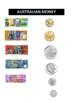 AUSTRALIAN MONEY- CHRISTMAS