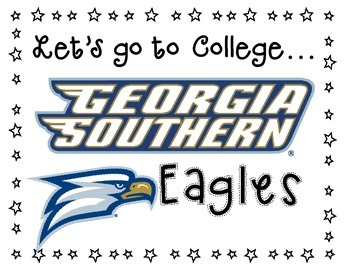 AVID College Posters (Georgia Southern)