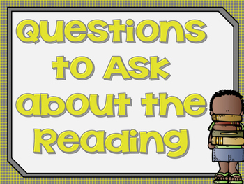 AVID: Questions to Ask About Reading