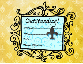 "AWARD Certificate Paris, France Theme - ""Outstanding"" - be"