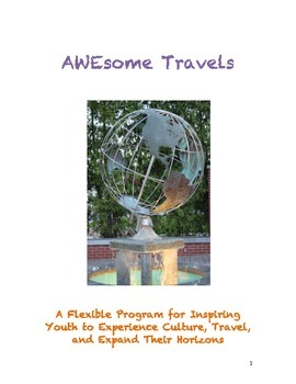 AWEsome Travels-Cultural Exploration for Young Minds