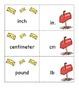 Abbreviation Station: An Abbreviation Matching Game/ Liter