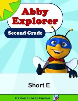 Abby Explorer Phonics - Second Grade: Short E Series