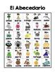 Abecedario/ Spanish Alphabet (Posters, Flashcards, & 1-Pager)