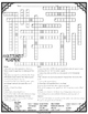 Abolitionist Movement Comprehension Crossword