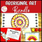 Aboriginal Art Bundle - Art Lessons, Activities, Flipbook