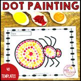 Aboriginal Dot Painting Activity - Information slides inst