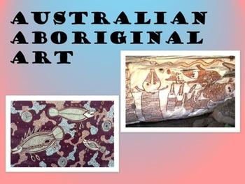 Aboriginal Handprints