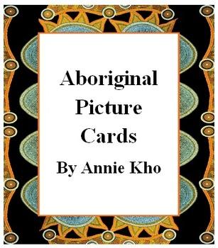 Aboriginal Picture Cards