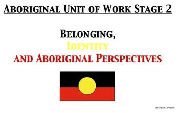 Aboriginal lessons Stage 2