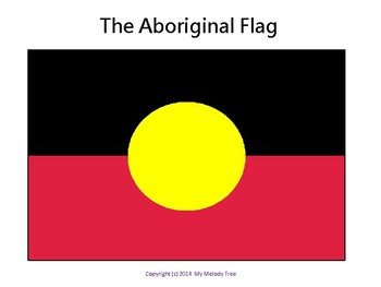 Aboriginal/Australian Indigenous Flag