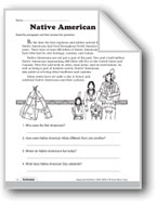 About Native Americans