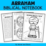 Abraham Interacitve Notebook Bible Unit