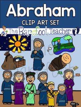 Abraham Bible Clip Art