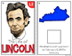 Abraham Lincoln Adapted Books { Level 1 and Level 2 } All