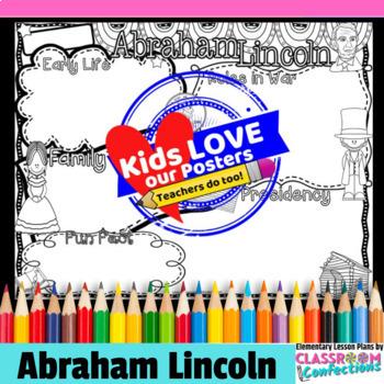 Abraham Lincoln: research graphic organizer
