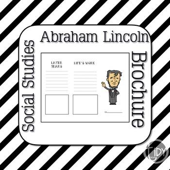 Abraham Lincoln Brochure