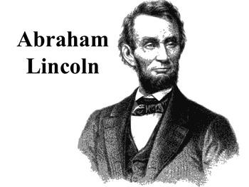 Abraham Lincoln + Lincoln Assassination Presentations