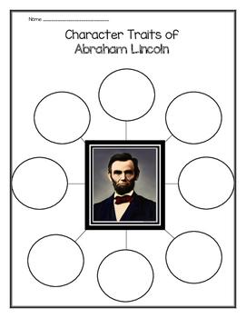 Abraham Lincoln- Character Traits