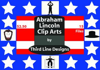 Abraham Lincoln Clip Arts