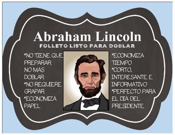 Abraham Lincoln - In Spanish