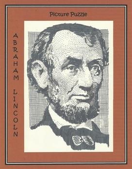 Abraham Lincoln Picture Puzzle