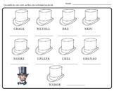 Abraham Lincoln:  President's Day, Worksheets, Morning Bel
