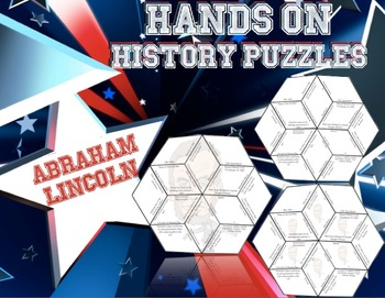 Hands on History-Abraham Lincoln Puzzle