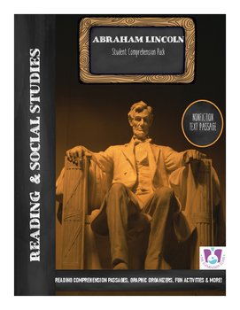 Abraham Lincoln Student Activity Pack/Mini Unit