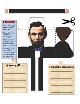 Abraham Lincoln's Emancipation Proclamation & Gettysburg A