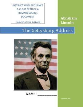 Abraham Lincoln's Gettysburg Address Instructional Sequenc