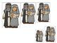 Abraham and Sarah Size Sequence printable game. Preschool