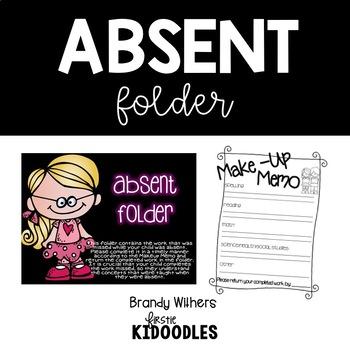 Absent Folder {Black Edition}