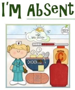 Absent Folder Cover