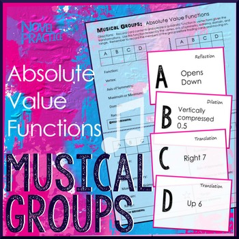 Absolute Value Functions Musical Groups