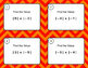 Absolute Value: Multiplication and Division Task Cards