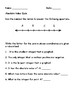 Absolute Value Quiz - Key Included - 22 Questions