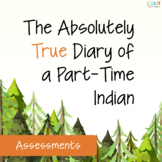 Absolutely True Diary of a Part-Time Indian Test and Exam