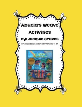 Abuela's Weave Literature Pack/Supply and Demand