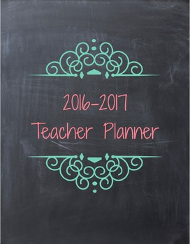 Academic Planner Cover