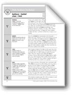 Academic Vocabulary, Grade 2:believe, belief, clue, hint