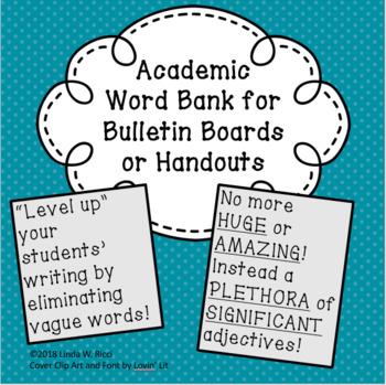 Academic Word Bank