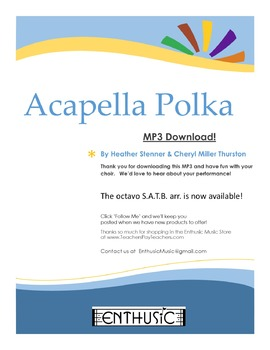 Acapella Polka MP3