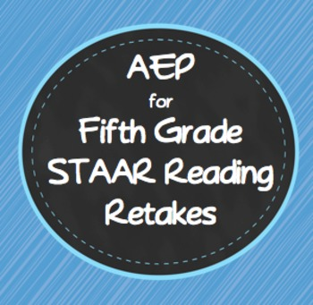 Accelerated Educational Program AEP for Remediation STAAR