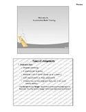 Accelerated Math Training (SMART Board Notebook File)