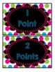 Accelerated Reader Mini Clip-Chart Points Tracker 1-20 - {