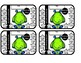 Accelerated Reader PUNCH  & LOG IN CARDS- MONSTERS!!
