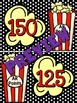 Accelerated Reader (AR) Point Display Popcorn Clip-Chart (